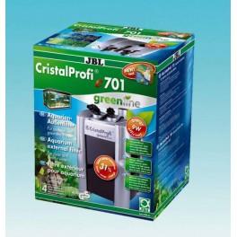 Фильтр наруж. JBL CristalProfi e701 до 200л, 700л/ч