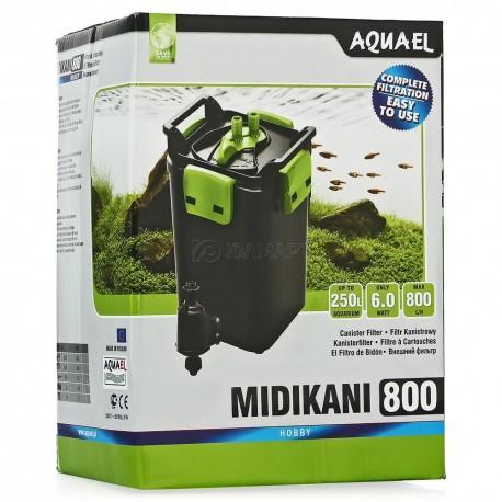 Внешний фильтр MIDI KANI 800 Aquael (до 250 л)