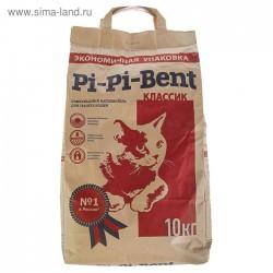 Наполнитель PI-PI-Bent Класик 10 кг.