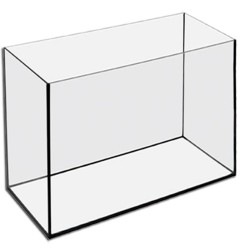 Аквариум прямоугольный 15 л(340*170*250)