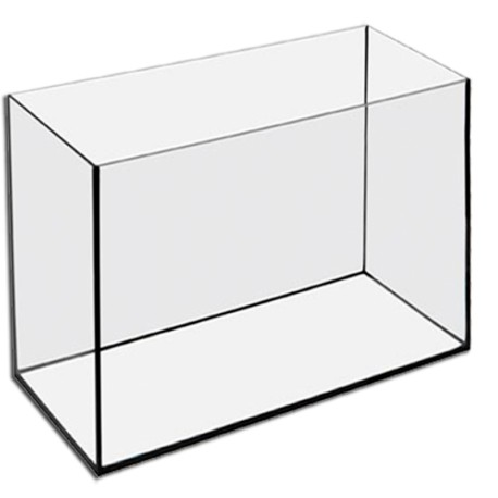 Аквариум прямоугольный 35 л(420*250*330)