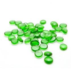Грунт стеклянный 200гр зеленые шары